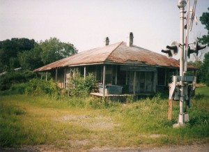 Ft. Mitchell Railroad Station (2003)