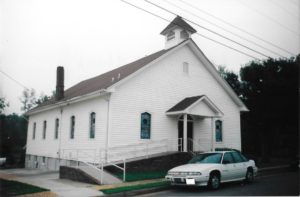 Mt. Ellis Baptist Church, Keysville (2004)