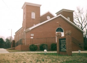 Beautiful Plains Church