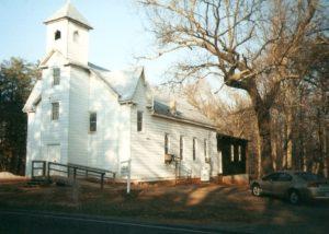 Organ Hill Baptist Church, D. Branch