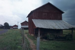 Red House Tobacco Houses # 2