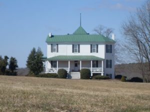 Sylvan Hill, Saxe, C.C.